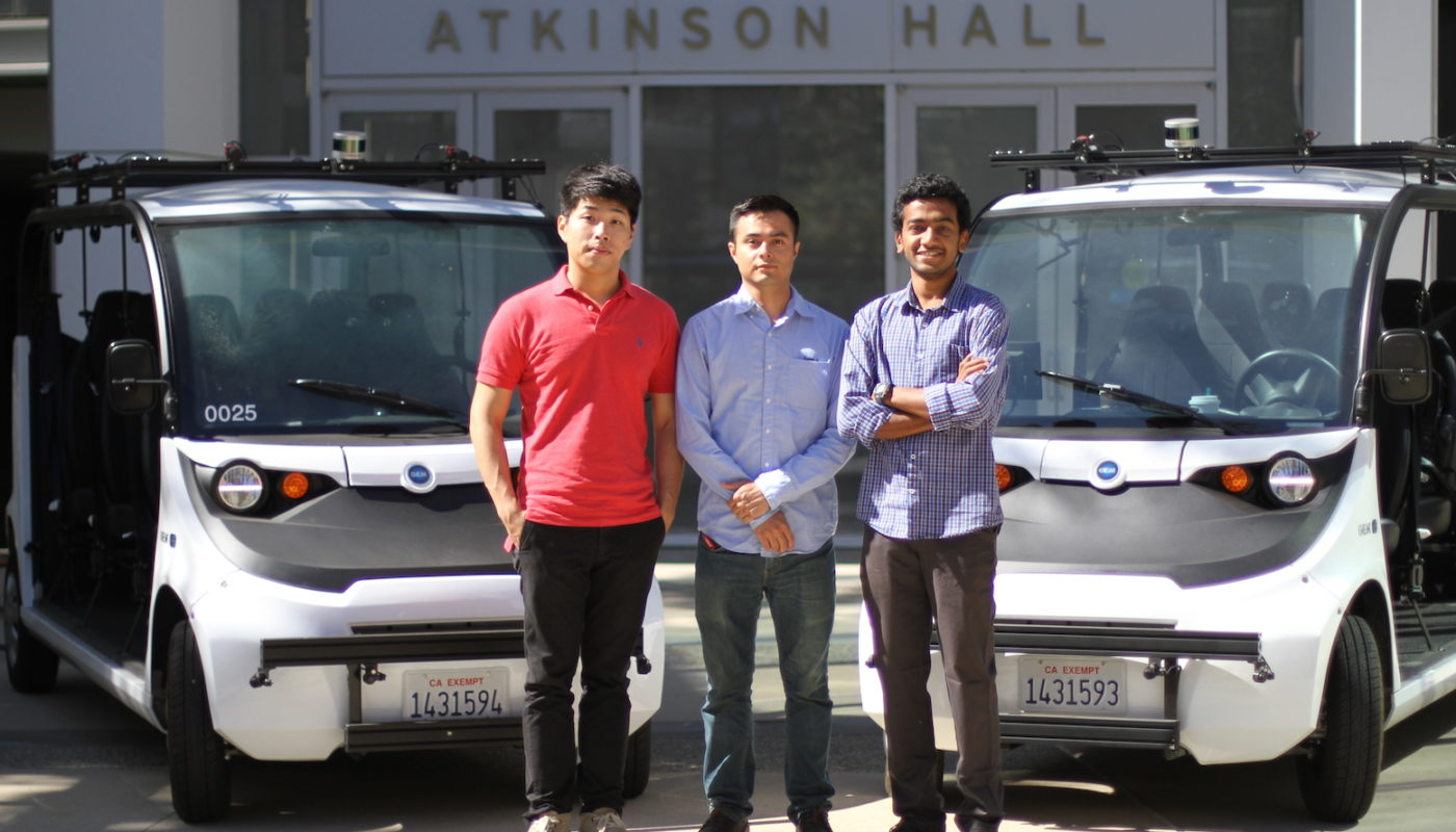 autonomous vehicle project